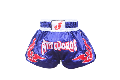 Muaythai Combat shorts with decorate style E