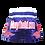 Thumbnail: Muaythai Combat shorts with decorate style E