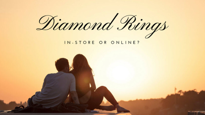 8 Reasons to Buy Your Engagement Ring at a Local Jewelry Store