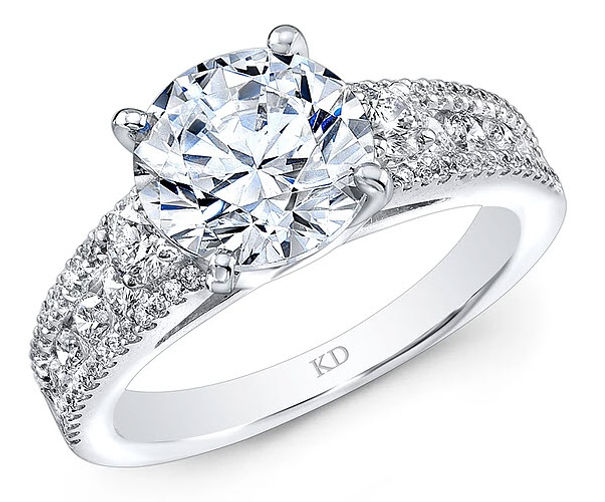 Troy Mi Diamond Engagement Rings