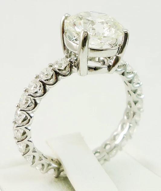 Troy MI Custom Engagement Rings