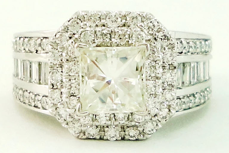 Troy MI Custom Engagement Ring Store