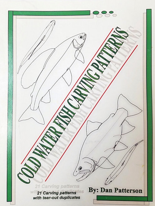Cold Water Fish Carving Patterns