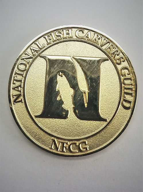 Collectible Challenge Coin