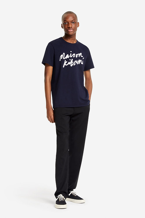MAISON KITSUNÉ Handwriting Classic Tee-Shirt