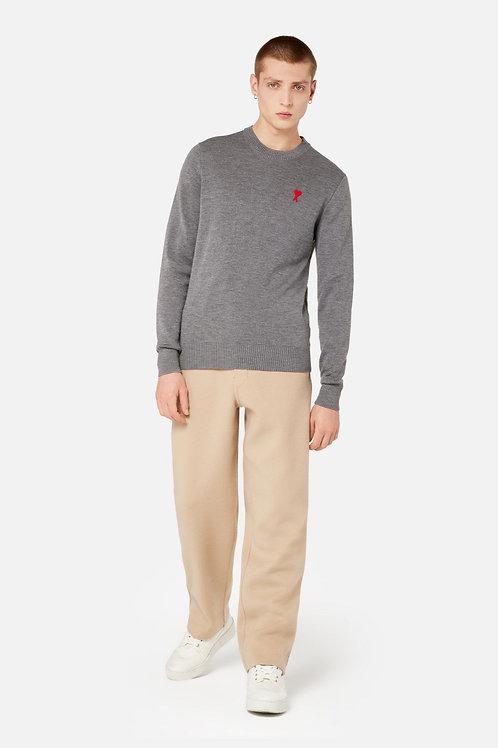 AMI Paris Sweater aus Merinowolle