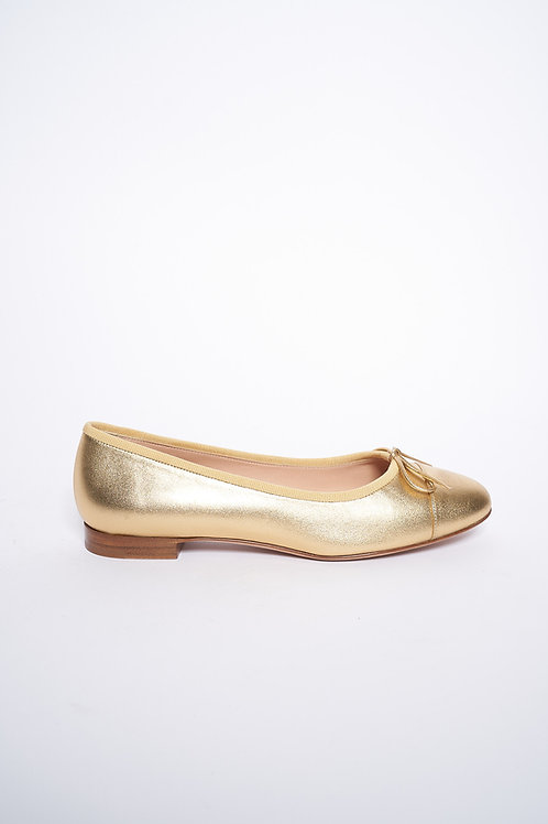 UNÜTZER Ballerina Gold