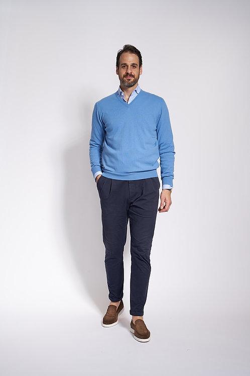 MALO V-Neck-Pullover