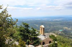 paul cézanne mountain Aix en provenc