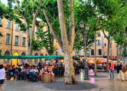 Place Richelme Aix-en-provence