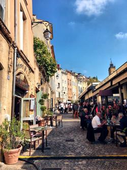 Place des Cardeurs Aix en Provence