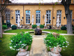 Hotel Caumont Aix en Provence