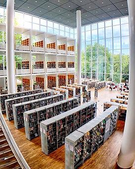 Malmö Library 📚, Sweden 🇸🇪 Visit _mal