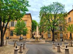 Aix en provence old town