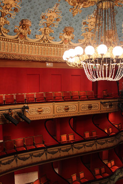 theater in Aix en provence