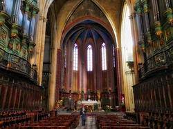 Cathédrale Saint-Sauveur aix