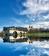 Pont d'Avignon, also know as Pont Saint-Bénézet in Avignon, city of the popes 🌁_._._._._._.jpg