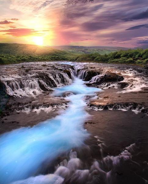 Iceland 💥_._._._._._._#bruarfoss #iceland #topicelandphoto #awesomepix #tourtheplanet #guidetoiceland #aroundtheworldpix #awesome.jpg