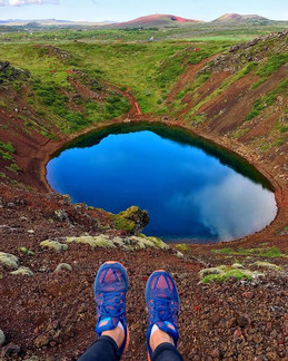 Kerið, a volcanic crater lake located in south Iceland ☄️_._._._._.jpg