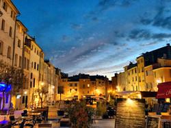 Aix en Provence night