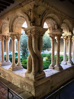 Cloître Cathédrale Saint-Sauveur Aix