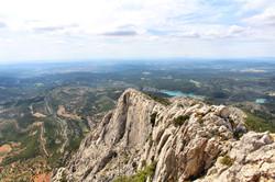 Montagne Sainte-Victoire Aix