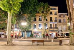 Cours Mirabeau Aix-en-Provence