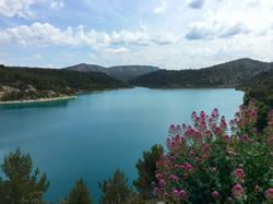 Lac Bimon Aix en provence