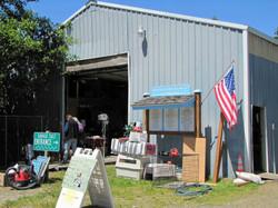 North Beach PAWS Garage Sale