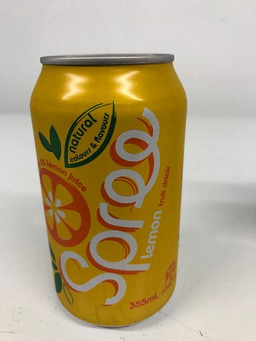 Lemon Spree