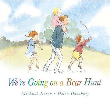Willow bear books Colchester Bear hunt.j