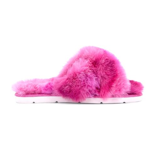 Pillar Slippers Hot Pink Tie Dye