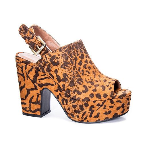 Tiger Bella Platform Sandal