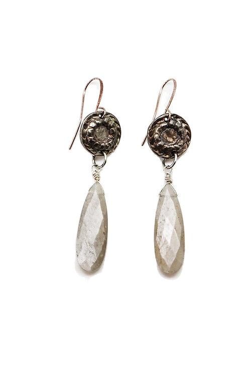 L&K Josephine Baker Earrings