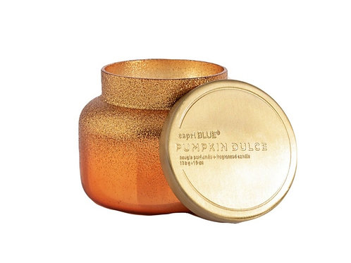 Pumpkin Dulce Glitz Signature Jar - 19oz