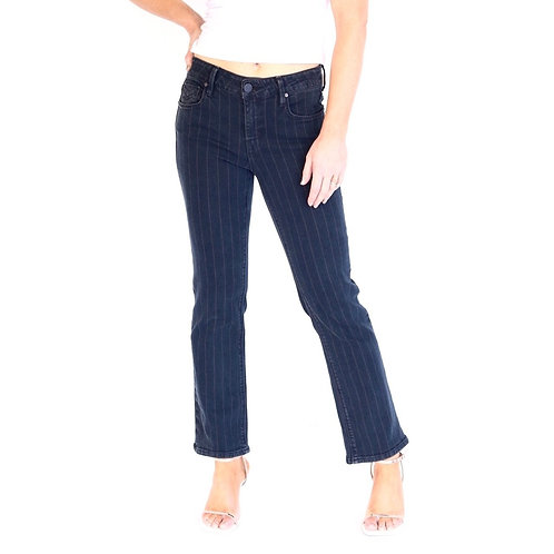 Demi Cropped Flare Jeans