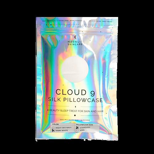 Cloud 9 Silk Pillowcase Standard
