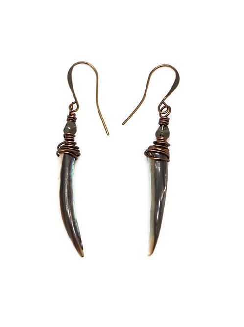 L&K The Sedgwick Earrings