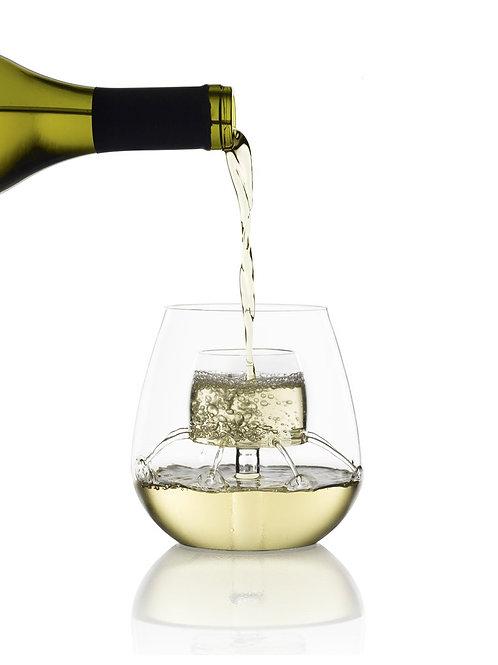 Glass Aerating Wine Glasses