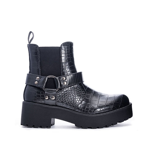 Make it Croc Bootie
