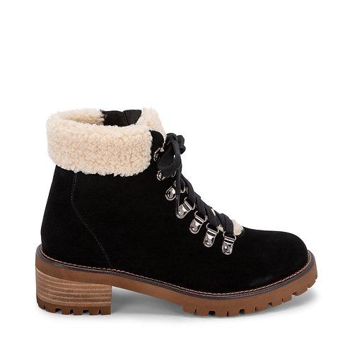 Melissa Black Suede Boots