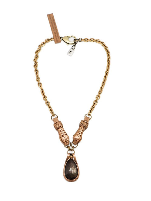 L&K Snake Necklace