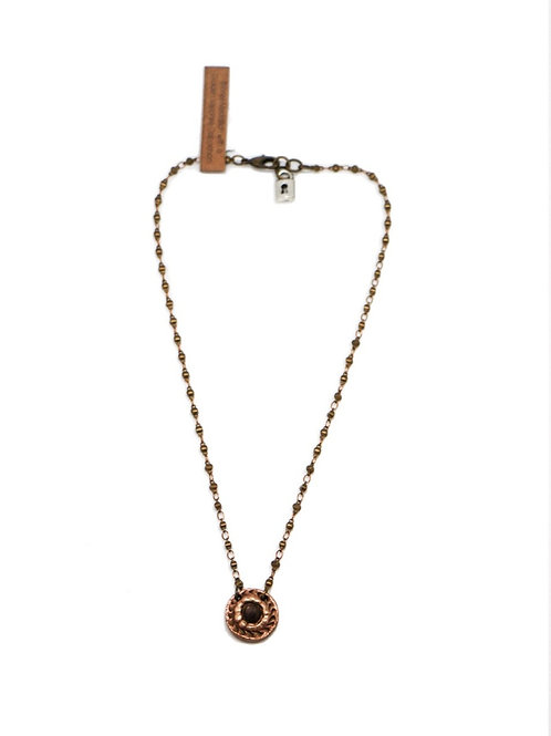 L&K D Luna Necklace