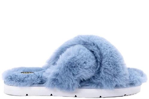 Dolce Vita Sky Blue Slippers
