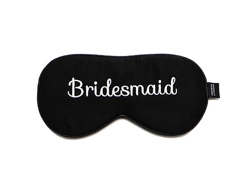 Bridesmaid Sleep Eyemask