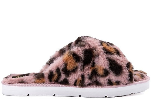 Dolce Vita Leopard Slippers