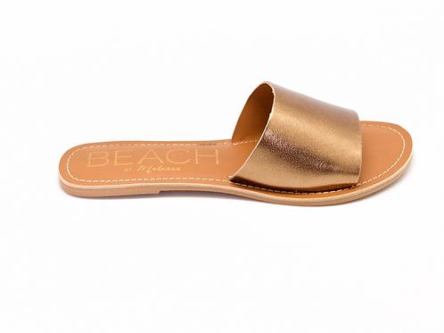 Bronze Cabana Sandals