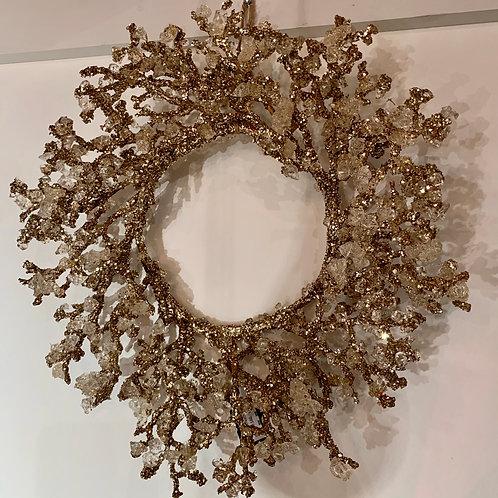 Crystal Wreath