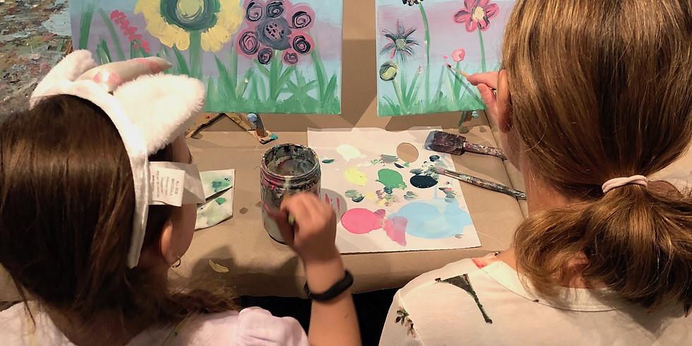 Vacation Week drop in & paint!