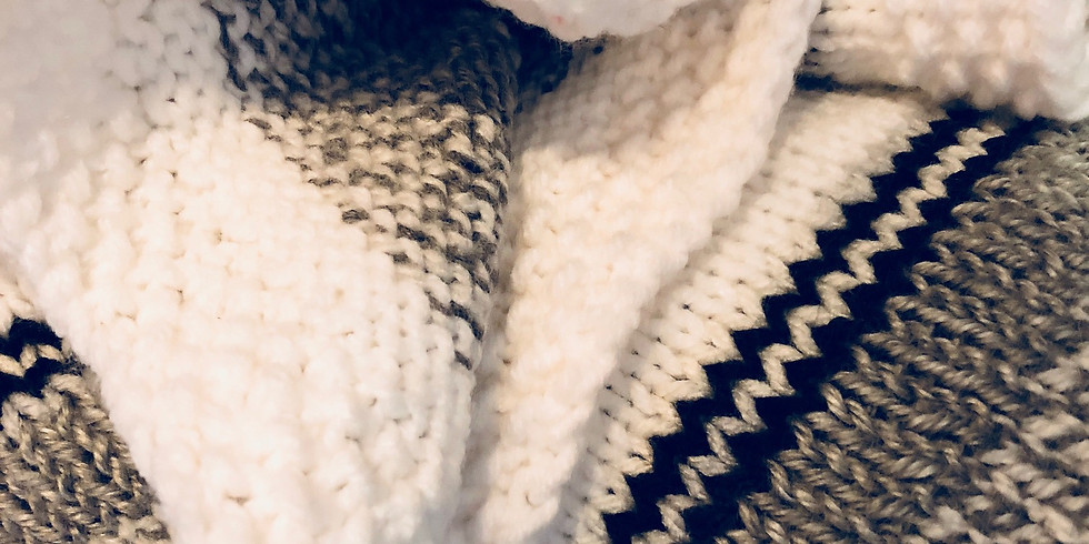 Intro to Knitting for Parent/Child